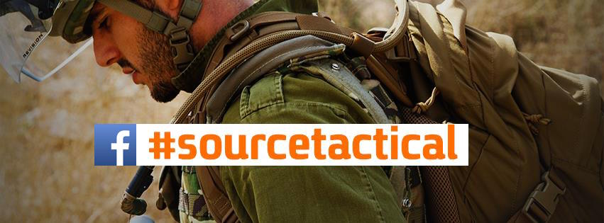 New SOURCE Tactical Gear Page - Like us on Facebook and win!